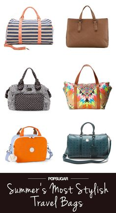 Your Best Summer Style Is in the (Weekender) Bag