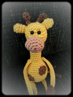 Ah-Nouk: Verjaardagscadeautje: Giraffe