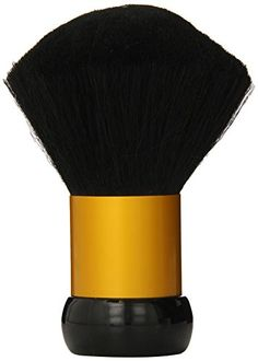 Diane Neck Duster, Black and Gold ** LEARN MORE @ http://www.101haircaretips.com/store/diane-neck-duster-black-and-gold-2/?a=0452