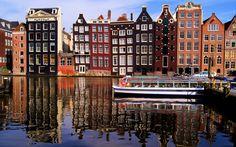 free high resolution wallpaper amsterdam