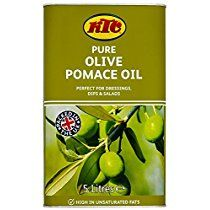 KTC Pomace Olive Oil 5 Litre - Good for Health
