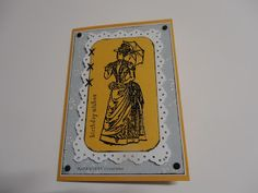 Kaszazz Olivia - birthday cards by Shell