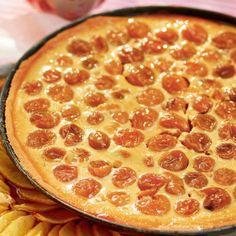 Elsässer Mirabellentarte Rezept | Küchengötter Pepperoni, Food Porn, Food And Drink, Pizza, Desserts, Recipes, Pandora, Cakes, Hama