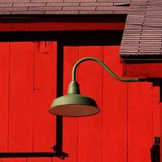 vintage barn light