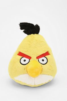 Talking Plush Angry Bird