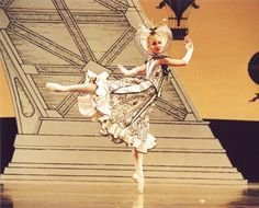 "Lise-Marie Jourdain in ""An Italian Straw Hat""~ National Ballet of Canada"