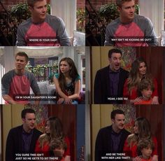 Lucas and Riley (Girl Meets World; Girl Meets Texas Part 3)
