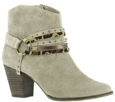 Product image of Bella Vita Leather Ankle Boots - Kolleen