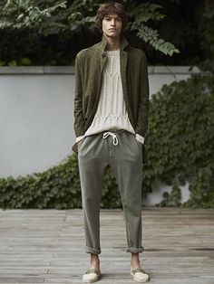 men's fashion & style - Eidos Napoli Spring/Summer 2016