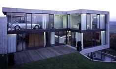 private residence  via: plastolux