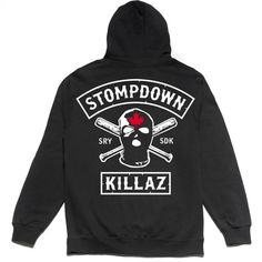 Road Warrior Zip Up – Ephin Lifestyle Holdings Corp.