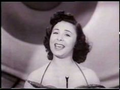 ▶ Eydie Gorme - Ma He's Making Eyes At Me - YouTube...my dad used to sing this song...