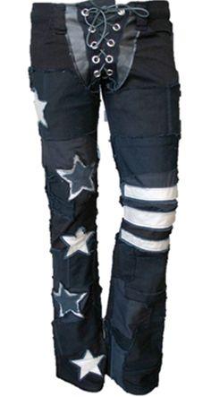 FSLA Black Stars Custom Stage Pant