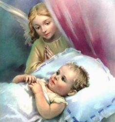 α JESUS NUESTRO SALVADOR Ω: Angel de Dios que eres mi custodio