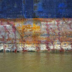 Frank Hallam Day - Hulls, abstract photographs of ships