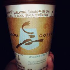 My Favorite Cool Drink A Vanilla White Chocolate Mocha