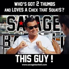 """""""TRUTH! Tag that squat booty girl! - - - - - #SavageBabe #snatches #savagebarbell #crossfit #CrossfitGames #crossfitgirls #crossfitwomen #crossfitgames #fit #fitfam #fitspo #fitness #fitchick #gym #gymlife #lift  #liftheavy #gains #oly #olympiclifting #olympicweightlifting #girlswholift #girlswithmuscle  #gymtime #tattoos #motivation #squat #squatbooty"""" Photo taken by @savage_barbell on Instagram, pinned via the InstaPin iOS App! http://www.instapinapp.com (05/07/2016)"""