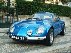 Alpine A 110 A110 1300 (V85) 1972