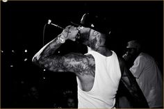 Joe Budden...this man here is no doubt my ultimate guilty pleasure....there's something indescribable about him....