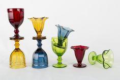 Inunda tus celebraciones de color. Estas  hermosas copas se verán geniales.