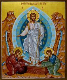 Рукописная икона Воскресение Христово 5 Kirchen, Painting, Art, Orthodox Icons, Art Background, Painting Art, Kunst, Paintings, Performing Arts