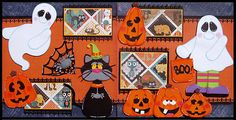 Layout - Trick or Treat