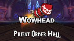 Priest Order Hall (Legion Alpha)