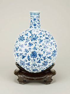 Blue And White: Inspired By History