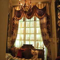 Custom Drapery Workroom Specializes In High End Curtains That Are Custom  Made To Fit Any Decor And Style With Unmatched Luxurious Window Treatments.