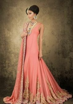 Latest Bridal Maxi 2015 for Modern Brides In Pakistan (2)