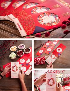 Tet _ A circle tradition of Vietnamese culture on Packaging of the World - Creative Package Design Gallery Envelope Design, Red Envelope, Gfx Design, Graphic Design, New Year Packages, Chinese New Year Design, Red Packet, Packaging Design Inspiration, Design Packaging