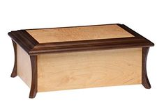 The 5 Best Cremation Urns – Modern Home Decorative Wooden Boxes, Small Wooden Boxes, Wood Boxes, Wooden Ring Box, Wooden Keepsake Box, Wooden Jewelry Boxes, Woodworking Box, Woodworking Projects, Burial Urns