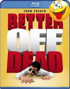 #onsale After his girlfriend (Amanda Wyss) ditches him for a boorish ski jock, Lane (John Cusack) decides that suicide is the only answer. #However, his increasi...