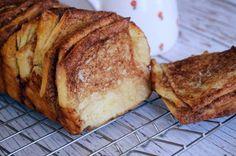 Fahéjas fátyol bögrésen | Rupáner-konyha Sweet Recipes, Cake Recipes, Hungarian Recipes, Ciabatta, Sweet Cakes, Banana Bread, Paleo, Food And Drink, Sweets