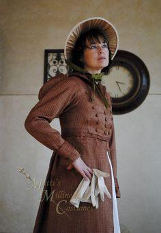 Regency Jane Austen dress