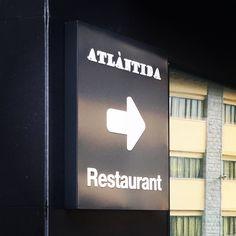 Restaurant l'Atlàntida. Hotel Metropolis.