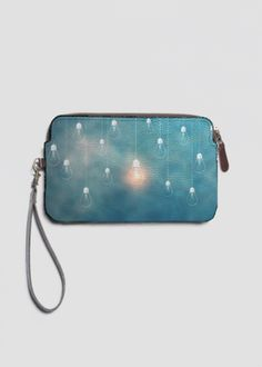 VIDA Statement Clutch - FLOWERS MOVEMENT by VIDA 2Vw7VAuZ