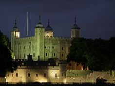 You can't visit London with your family without visiting the Tower of London.
