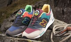 New Balance Drops Mountaineering-Inspired