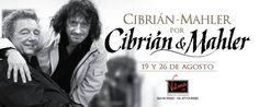Pepe Cibrian y Angel Mahler