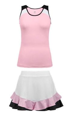 Tail Ladies Tennis Outfits (Shirt & Skort)