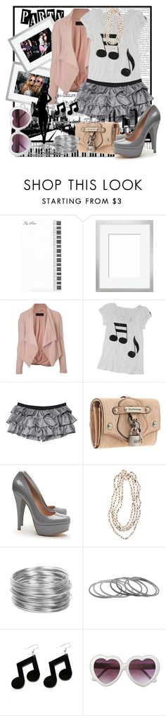 """Dress a friend..."" by tamara-p ❤ liked on Polyvore featuring Roxy, Rebel Yell, Juicy Couture, ASOS, ABS by Allen Schwartz and Punky Pins"