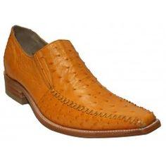 zapatoz panza de avestruz