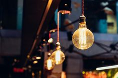 Heeton Concept Hotel - Luma London took inspiration from the Victorian Light Bulb Factory named Osram. Read the entire story at our website. Edison Lighting, Antique Lighting, Edison Bulbs, Sustainable Energy, Retro Color, Retro Style, Free Pictures, Free Images, Gradient Color