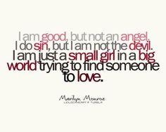 I adore Marilyn!