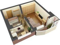 Как расставить мебель в однокомнатной квартире  При выборе мебели для однокомнатной квартиры основным критерием должна служить ее функциональность. Для малогабаритных квартир советуют выбирать многофункциональную и мобильную мебель: раскладные диваны, модульные системы, столики на колесиках и т. п. Такая мебель поможет быстро трансформировать спальню в гостиную, а гостиную — в столовую.  Желательно покупать для однокомнатной квартиры мебель из одного гарнитура, а если это невозможно — то…