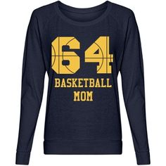 b0c4f7f428eb Big Time Basketball Mom. Custom Sports ShirtsBasketball ...
