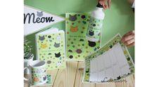 Colección para #CatLovers! disponible en http://ift.tt/1YjIbca #gatos #catlover #pinterest
