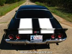 1970 (1/2) Chevy Camaro 350 LT 5.7L V8 (360hp)