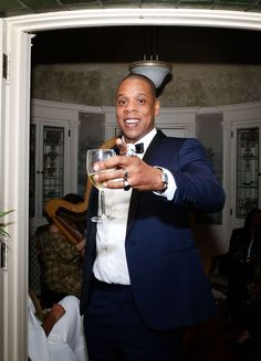 Spot the Watch: Jay Z and his Patek Philippe Celestial Stars Moon Grand Complication at the 2017 ...